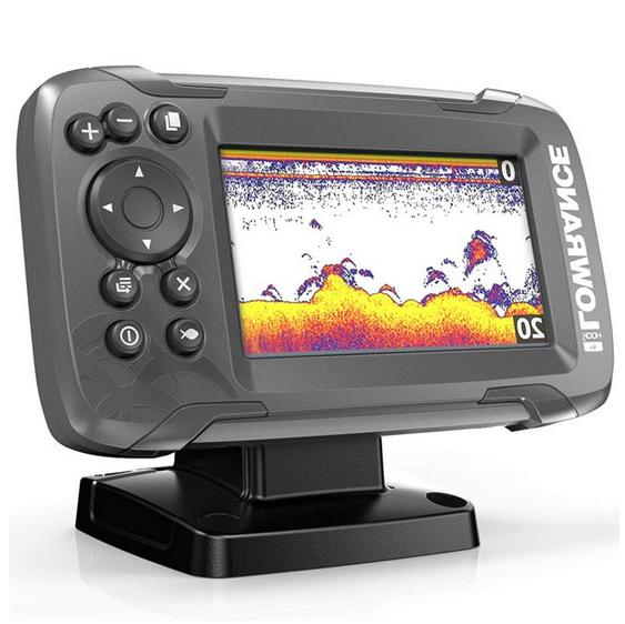 Lowrance 4x Fish Finder with Transducer