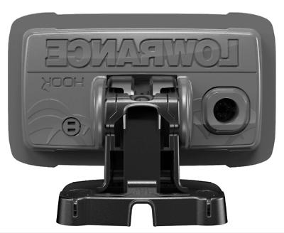 Lowrance Finder with Transducer