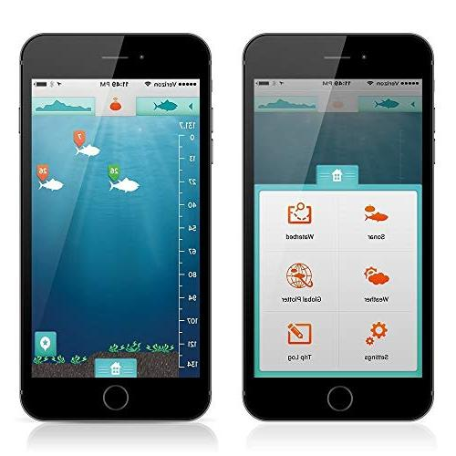 iBobber Wireless Smart Fish and