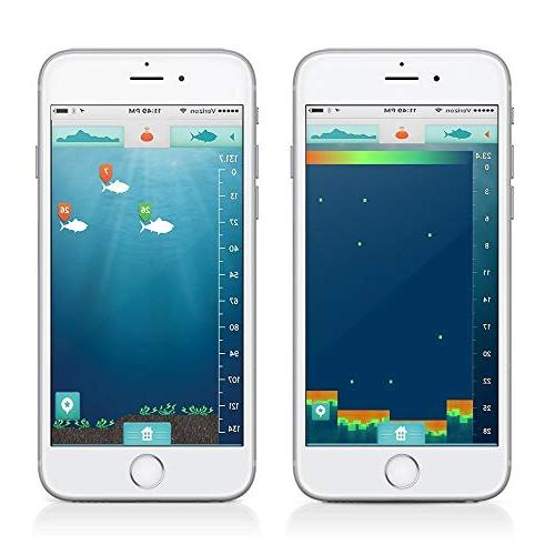 iBobber Bluetooth Fish for iOS and devices.