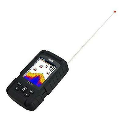 Lucky Finder Wired & Portable Sonar Fishing Types: