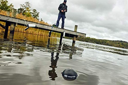Deeper Smart Sonar - Wireless Wi-Fi Finder Shore Ice Fishing