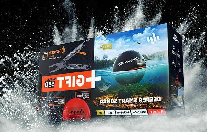 smart fishing bundle includes pro and accessories