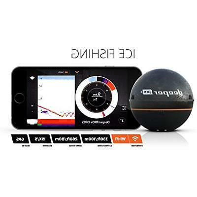 Smart PRO+ - GPS Wireless Fish Shore And Ice