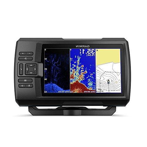 Garmin Plus with CV20-TM Transducer and Protective Cover, 010-01873-00