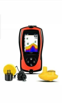 LUCKY FF1108-1C& FF1108-1CT Portable Fish Finder for ice fis