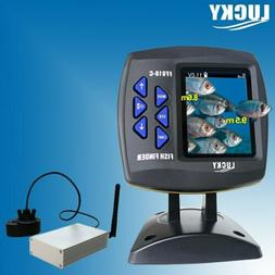 Lucky Fish Finder Echo sounder Remote Control Wireless Senso