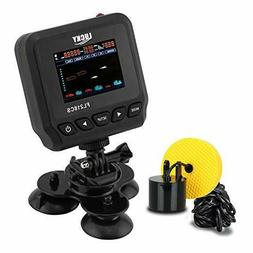 LUCKY Fish Finders for Boats Kayak Fish Finder Portable Salt