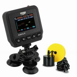lucky fish finders portable boat depth finder