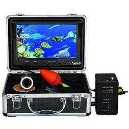 Portable 9 Inch LCD Monitor Fish Finder HD 1000TVL Fishing C