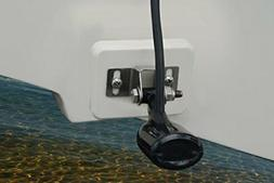 Stern Saver Mini glue-on transducer mounting system for Grad