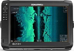 HDS-12 Carbon - 12-inch Fish Finder with TotalScan Transduce