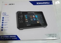 NEW- Lowrance HDS-7 LIVE w/Active Imaging 3-in-1 Transom Mou