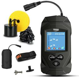 NEW Lucky Portable Fishfinder/Fish Finder with Wired Transdu