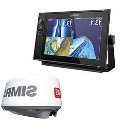 Simrad NSS9 EVO3,Insight,4G Radar Bundle
