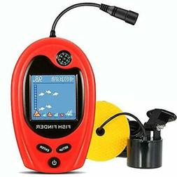 LUCKY Portable Fish Finder Fish Detector Device Handheld D