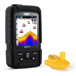 LUCKY Portable Fish Finder for Recreational Fishing from Doc