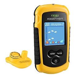 Lucky Portable Wireless Fish Finder for Shore Fishing for Be