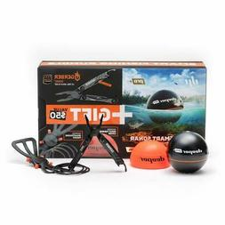 Deeper PRO Plus Fish Finder - Bundled with Gerber DIME Multi