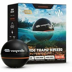 PRO+ Smart Sonar GPS Portable Wireless Wi-Fi Fish Finder For