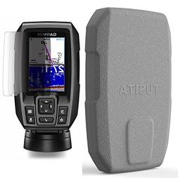 TUSITA Protective Cover with Screen Protectors for Garmin St