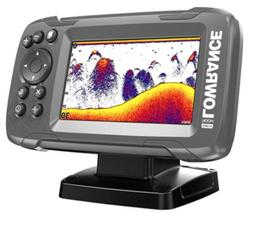 saltwater freshwater fish finder electric boat fishing
