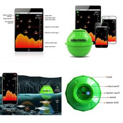 Smart Fish Finder – Portable Wi Fi For Recreational Fishin