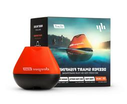 Smart Fish Finder–Castable Wi-Fi Fish Finder for Recreatio