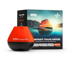 Deeper Start Smart Fish Finder - Castable Wi-Fi Fish Finder
