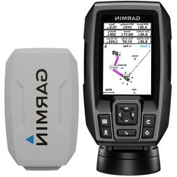 Garmin STRIKER 4 Fishfinder Combo with Protective Cover 77/2