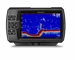 "Garmin STRIKER 7sv Fishfinder 7"" LCD, GPS, Side/ClearVu CHIR"