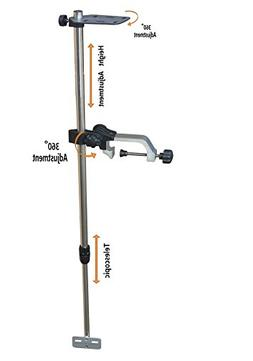 Brocraft Telescopic Portable Transducer Bracket + Universal