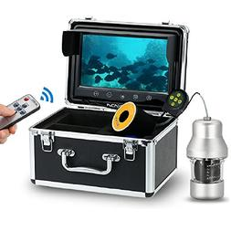 Lixada Underwater Fish Finder 1000TVL 9inch Large Color Scre