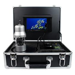 "Underwater Fishing Camera Anysun 1/3 Inch 7"" TFT LCD Sony CC"