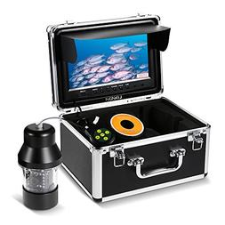Lixada Underwater Fishing Video Camera Fish Finder 9 Inch La