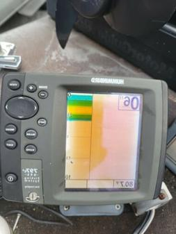 used fish finders with transducer