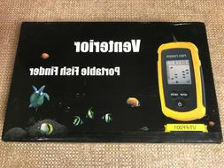 Venterior VT-FF001 Portable Fish Finder Handheld Fishfinder