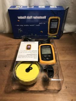 Venterior VT-FF001 Portable Fish Finder, New Open Box