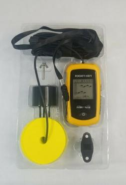 Venterior VT-FF001 Portable Fish Finder Sporting Feet and Me