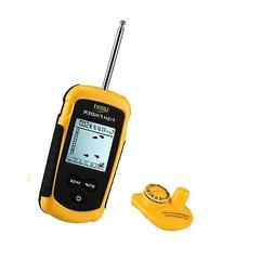LUCKY Wireless Fish Finder, Portable Handheld Fishfinder Son