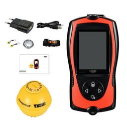 Lucky Wireless High definition Sonar Echo Sounder color fish